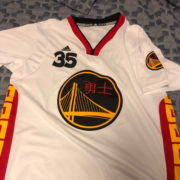 official photos 5fc0d 3d047 Golden State Warriors Chinese New Year Jersey